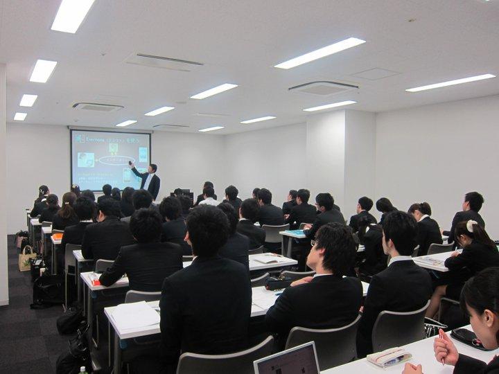 愛知県人材育成事業セミナーで、スマートフォン/タブレットのビジネス活用というテーマでお話してきました