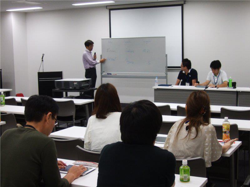 日本旅行労働組合のIT研修セミナー3