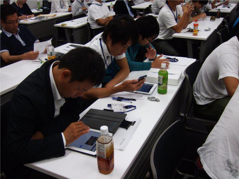 日本旅行労働組合のIT研修セミナー4